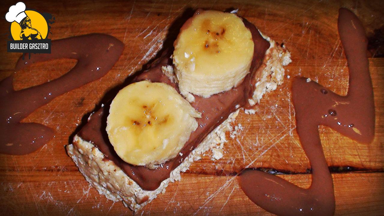 Pudingos-banános süti