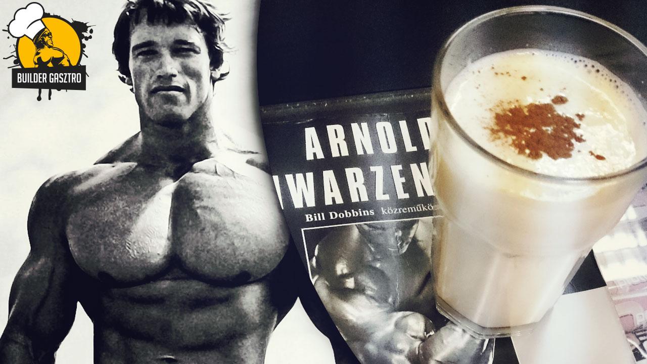 Edzés utáni turmix Arnold-módra!